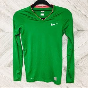 Nike | Pro Core Fitted  Long Sleeve Functional Tee